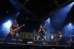 June 7, 2017 - SöLvesborg, Sweden - Helix ..Sweden Rock Festival, Sölvesborg, 7-10 June, 2017..(c) Helena Larsson / IBL (Credit Image: © Helena Larsson/IBL via ZUMA Press)