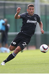 Efthymis Koulouris of PAOK during the friendly match between VVV-Venlo and PAOK Saloniki at Sportpark de Schuytgraaf on july 12, 2017 in Arnhem, The Netherlands