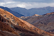 Death Valley ridges, Death Valley National Park, California, USA