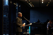 May 10, 2016- New York, NY: United States: Visual Artist Hank Willis Thomas attends the Aperture Magazine Launch for the Vision & Justice Issue held at the Ford Foundation on May 10, 2016 in New York City.  Aperture, a not-for-profit foundation, connects the photo community and its audiences with the most inspiring work, the sharpest ideas, and with each other—in print, in person, and online. (Terrence Jennings/terrencejennngs.com)