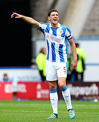 Mark Hudson of Huddersfield Town shouts - Mandatory by-line: Matt McNulty/JMP - 16/10/2016 - FOOTBALL - The John Smith's Stadium - Huddersfield, England - Huddersfield Town v Sheffield Wednesday - Sky Bet Championship