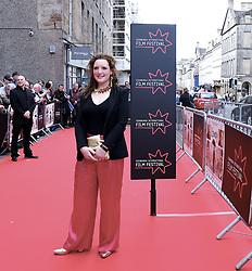 Edinburgh International Film Festival 2019<br /> <br /> Mrs Lowry (UK Premiere, closing night gala)<br /> <br /> Pictured: Caitlin Beavan (co-producer)<br /> <br /> Aimee Todd   Edinburgh Elite media