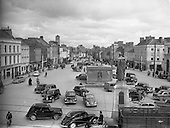 1957 - Views of towns in Ireland March 1957