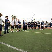 Steve Clarkson quarterback camp