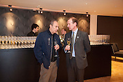 DENNIS HOTZ, Bonhams Auction house hosts festive drinks to preview the first phase of the reconstruction of its Mayfair Headquarters - due for completion in 2013.<br /> Bonhams, 101 New Bond Street, London, 19 December 2011.