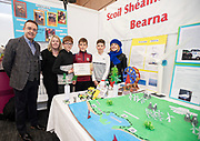 24/11/2019 repro free:<br /> Paul Mee Chairman Galway Science and Technology Festival and Scoil Shéamais Naofa on the last day of the Galway Science and Technology Festival  at NUI Galway where over 20,000 people attended exhibition stands  from schools to Multinational Companies . Photo:Andrew Downes, xposure