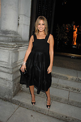 Singer RACHEL STEVENS at the Moet Mirage Evening at Holland Park Opera House, London W8 on 16th September 2007.<br />