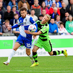 Bristol Rovers v Forest Green Rovers