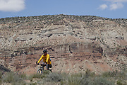 SHOT 5/20/17 1:42:12 PM - Emery County is a county located in the U.S. state of Utah. As of the 2010 census, the population of the entire county was about 11,000. Includes images of mountain biking, agriculture, geography and Goblin Valley State Park. (Photo by Marc Piscotty / © 2017)