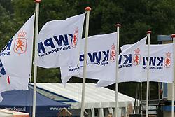 KWPN flags<br /> KWPN Paardendagen 2011 - Ermelo 2011<br /> © Dirk Caremans