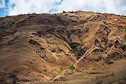 Deforestation<br /> Hauts plateaux<br /> Central Madagascar<br /> MADAGASCAR