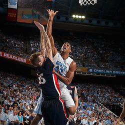 2013-11-17 Belmont vs. North Carolina Basketball