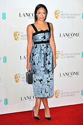 © Licensed to London News Pictures. 13/02/2016. SARAH JANE CRAWFORD attends the BAFTA Lancôme Nominees' Party held at Kensington Palace. London, UK. Photo credit: Ray Tang/LNP