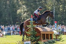SCHIVO Arianna (ITA), Quefira de l'Ormeau<br /> Luhmühlen - LONGINES FEI Eventing European Championships 2019<br /> Geländeritt CCI 4*<br /> Cross country CH-EU-CCI4*-L<br /> 31. August 2019<br /> © www.sportfotos-lafrentz.de/Stefan Lafrentz