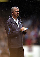 Photo: Olly Greenwood.<br />West Ham United v Reading. The Barclays Premiership. 01/10/2006. West Ham manager Alan Pardew