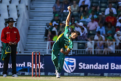 Imran Tahir of SA during the 2nd ODI match between South Africa and Australia held at The Wanderers Stadium in Johannesburg, Gauteng, South Africa on the 2nd October  2016<br /> <br /> Photo by Dominic Barnardt/ RealTime Images
