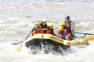 River rafting in New River Gorge, West Virginia with River Expeditions