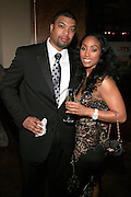 """DeRay Davis and Michele Murray, Alize Brand Director at The Ludacris Foundation 5th Annual Benefit Dinner & Casino Night sponsored by Alize, held at The Foundry at Puritan Mill in Atlanta, Ga on May 15, 2008.. Chris """"Ludacris"""" Bridges, William Engram and Chaka Zulu were the inspiration for the development of The Ludacris Foundation (TLF). The foundation is based on the principles Ludacris learned at an early age: self-esteem, spirituality, communication, education, leadership, goal setting, physical activity and community service. Officially established in December of 2001, The Ludacris Foundation was created to make a difference in the lives of youth. These men have illustrated their deep-rooted tradition of community service, which has broadened with their celebrity status. The Ludacris Foundation is committed to helping youth help themselves."""