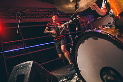 June 7, 2017 - Milano, Italy, Italy - American garage rock band Thee Oh Sees performs live at Magnolia in Milan. (Credit Image: © Mairo Cinquetti/Pacific Press via ZUMA Wire)