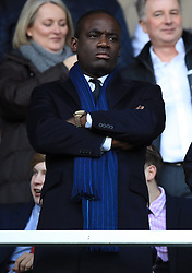 Reading's director of football Brian Tevreden