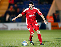 Fotball<br /> England<br /> Foto: Colorsport/Digitalsport<br /> NORWAY ONLY<br /> <br /> Billy Paynter of Swindon Town. Colchester United v Swindon Town at  Weston Homes Community Stadium Colchester Coca-Cola Div 1<br /> 10/03/2009
