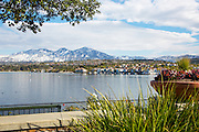Lake Mission Viejo Orange County California