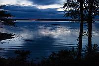 Sunset Cove Road Harpswell Maine. ©2015  Karen Bobotas Photographer