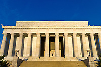 Lincoln Memorial, Washington D.C., U.S.A.