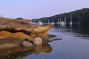 Echo Bay, Sucia Island, San Juan Islands, Washington<br />
