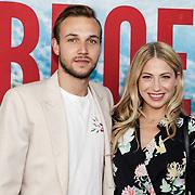 NLD/Amsterdam/20170522 - Premiere film Broers, Sarah Chronis en partner