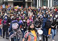 Kill the Bill protesters  london photo by Krisztian  Elek