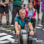 Lyndsay Knight MALE LIGHTWEIGHT Masters H 500mtr Race #19  01:45pm <br /> <br /> www.rowingcelebration.com Competing on Concept 2 ergometers at the 2018 NZ Indoor Rowing Championships. Avanti Drome, Cambridge,  Saturday 24 November 2018 © Copyright photo Steve McArthur / @RowingCelebration