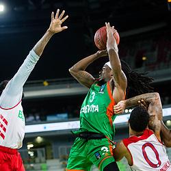 20200909: SLO, Basketball - Friendly match, Cedevita Olimpija vs Bayern Munchen
