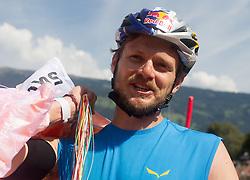 10.09.2016, Lienz, AUT, Red Bull Dolomitenmann 2016, Paragleiter, im Bild Paul Guschlbauer (AUT, Paragleiter vom Team Red Bull) // during the paragliding of the 2016 Red Bull Dolomitenmann at the Lienz, Austria on 2016/09/10. EXPA Pictures © 2016, PhotoCredit: EXPA/ Johann Groder