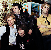The Pretenders Group 1980