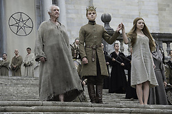 RELEASE DATE: April 24, 2016 season 6 TITLE: Game of Thrones STUDIO: HBO DIRECTOR: PLOT: In the mythical continent of Westeros, several powerful families fight for control of the Seven Kingdoms. As conflict erupts in the kingdoms of men, an ancient enemy rises once again to threaten them all. Meanwhile, the last heirs of a recently usurped dynasty plot to take back their homeland from across the Narrow Sea. STARRING: JONATHAN PRYCE, LENA HEADEY. (Credit Image: © HBO/Entertainment Pictures/ZUMAPRESS.com)