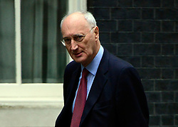© Licensed to London News Pictures. 23/10/2012. Westminster, UK Chief Whip, Sir George Young. Ministers attend a Cabinet Meeting in 10 Downing Street today 23 October 2012. Photo credit : Stephen Simpson/LNP