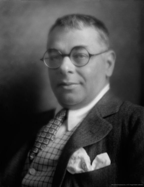 Joseph Hergesheimer, Novelist, 1926