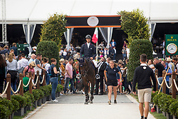 Van Asten Leopold, NED, VDL Groep Miss Untouchable<br /> Brussels Stephex Masters<br /> © Hippo Foto - Sharon Vandeput<br /> 1/09/19