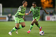Forest Green Rovers v Leyton Orient 031120