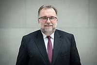 03 MAY 2021, BERLIN/GERMANY:<br /> Siegfried Russwurm, Praesident Bundesverband der Deutschen Industrie, BDI, und Aufsichtsratschef Thyssenkrupp, BDI, Haus der Wirtschaft<br /> IMAGE: 20210503-02-053