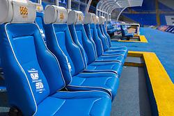 Birmingham City Dugout - Mandatory by-line: Ryan Crockett/JMP - 12/08/2017 - FOOTBALL - St Andrew's Stadium - Birmingham, England - Birmingham City v Bristol City - Sky Bet Championship