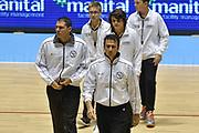 DESCRIZIONE : Torino Campionato 2015/16 Serie A Beko Lega A Manital Auxilium Torino -  Grissin Bon Reggio Emilia<br /> GIOCATORE : Gabriele Bettini , Beniamino Manuel Attard<br /> CATEGORIA : Arbitro Referee Before Pregame<br /> SQUADRA : AIAP<br /> EVENTO : LegaBasket Serie A Beko 2015/2016<br /> GARA : Manital Auxilium Torino - Grissin Bon Reggio Emilia<br /> DATA : 05/10/2015<br /> SPORT : Pallacanestro<br /> AUTORE : Agenzia Ciamillo-Castoria/GiulioCiamillo