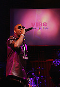 Ron Browz at The Vibe Magazine Presents Vsessions Live! Hosted by the Fabulous Toccara featuring Hal Linton, Suai and Ron Browz held at Joe's Pub on February 25, 2009 in NYC