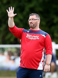 Bristol Ladies Head Coach Roy Davies - Mandatory by-line: Robbie Stephenson/JMP - 18/09/2016 - RUGBY - Cleve RFC - Bristol, England - Bristol Ladies Rugby v Aylesford Bulls Ladies - RFU Women's Premiership