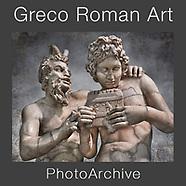 Ancient Roman & Greek Sculpture Colour Wall Art Prints by Photographer Paul E Williams