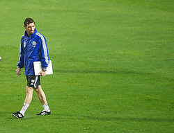 23.07.2011, Rajamangala National Stadium, Bangkok, THA, Chelsea FC Asia Tour, Training, im Bild // Chelsea's manager Andre Villas-Boas during a training session at Rajamangala National Stadium in Bangkok on the club's preseason Asia Tour, EXPA Pictures © 2011, PhotoCredit: EXPA/ Propaganda/ D. Rawcliffe *** ATTENTION *** UK OUT!