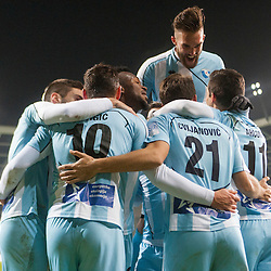 20151129: SLO, Football - Prva liga Telekom Slovenije 2015/16, NK Olimpija vs ND Gorica