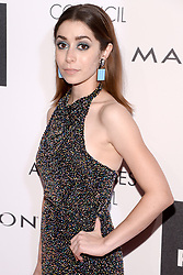 Actress Cristin Milioti attends the Accessories Council's 21st Annual celebration of the ACE awards at Cipriani 42nd Street in New York, NY, on August 7, 2017. (Photo by Anthony Behar) *** Please Use Credit from Credit Field ***