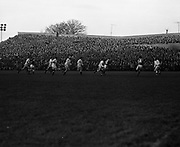 10th February 1973<br /> <br /> 5 Nations Rugby - Ireland v England at Lansdowne Road, Dublin.
